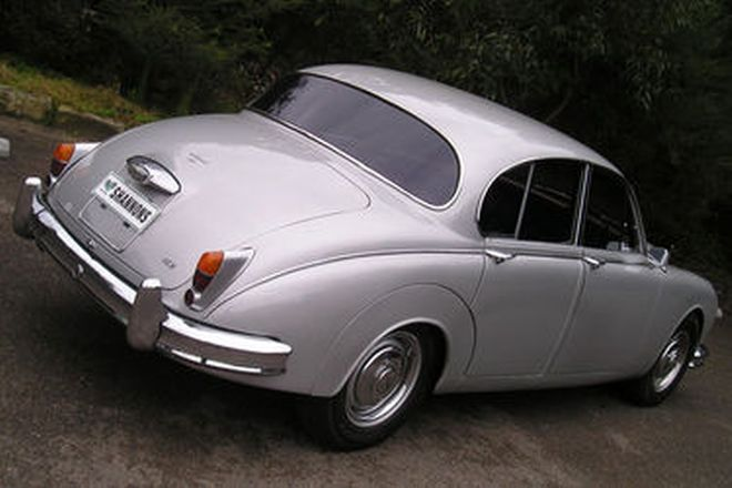 Jaguar Mark 2  3.4 Saloon