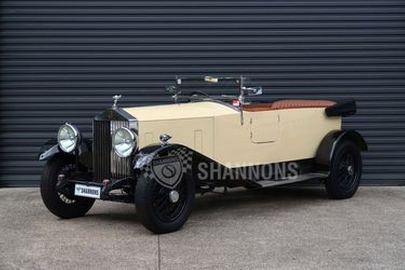 Rolls-Royce 20/25HP Open Tourer