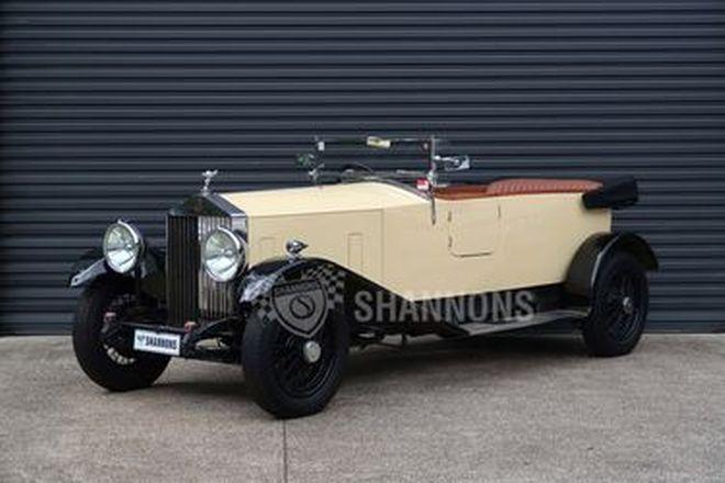 Rolls-Royce 20/25HP Open Tourer