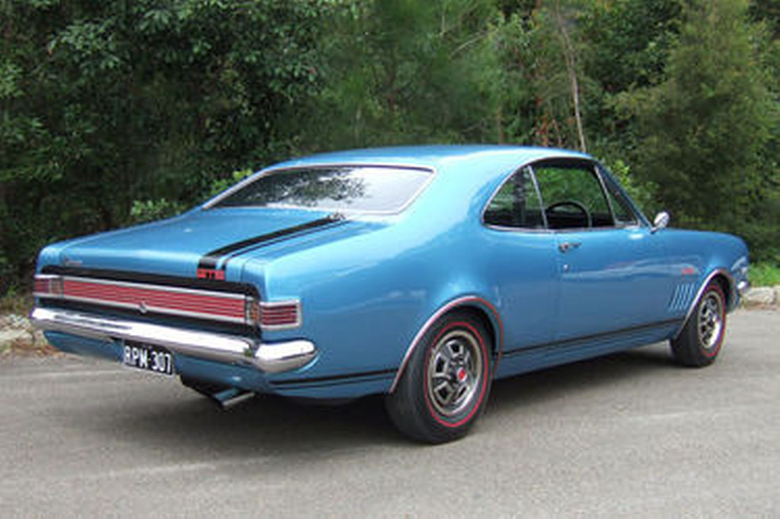 sold holden hk monaro gts 307 coupe auctions lot 15 shannons. Black Bedroom Furniture Sets. Home Design Ideas