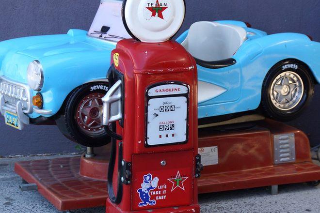 Child's Ride - Chevrolet Corvette