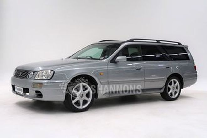Nissan Stagea RS Four S 'Manual' Wagon