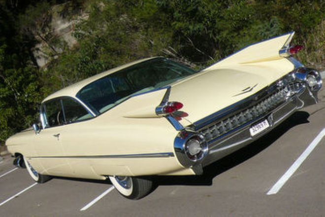 Cadillac 'Series 62'  Coupe (LHD)