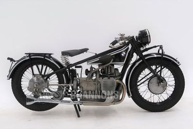 BMW R62 750 Motorcycle