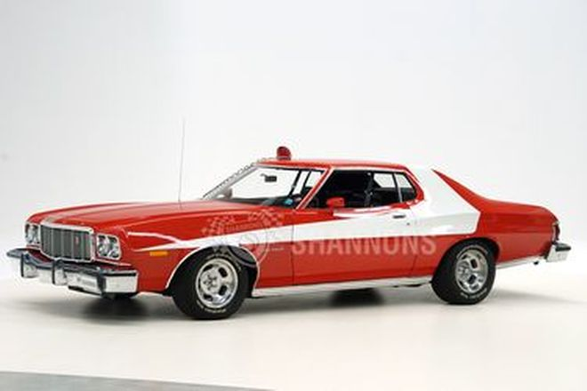 Ford Gran Torino 460 'Modified' Coupe (LHD)