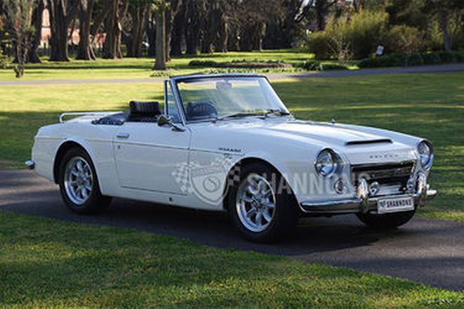 Datsun 'Fairlady' 2000 Sports Roadster