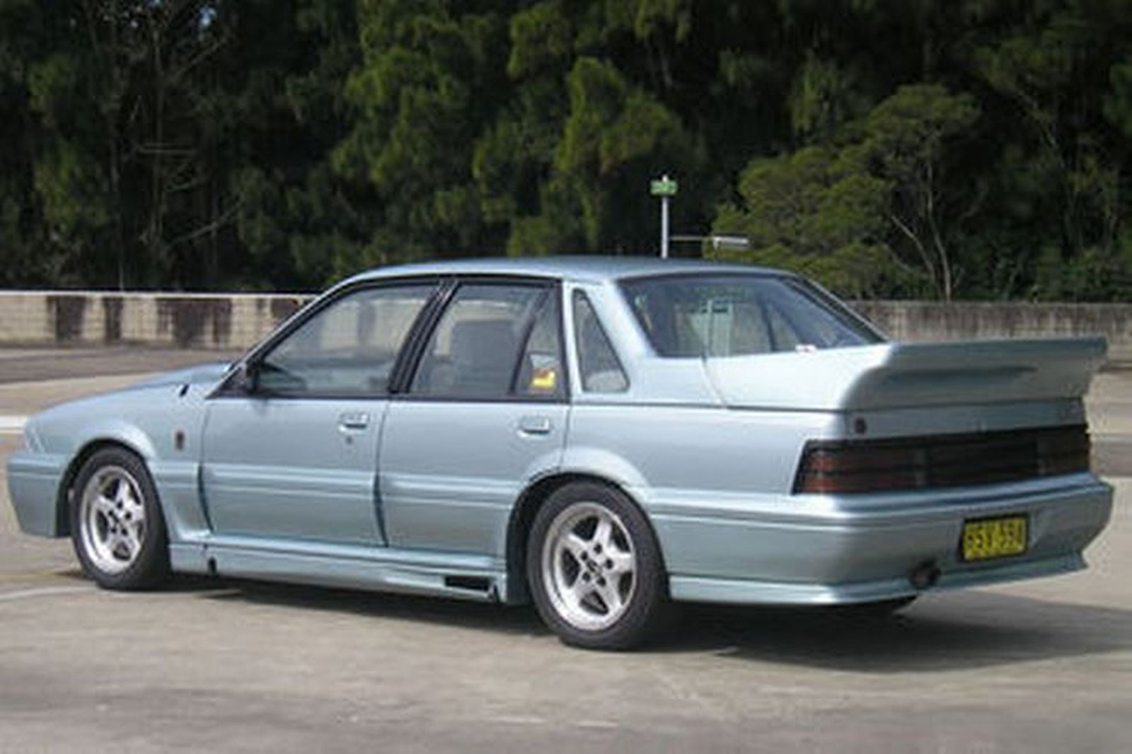 Sold: Holden VL Commodore Group A Walkinshaw Sedan Auctions