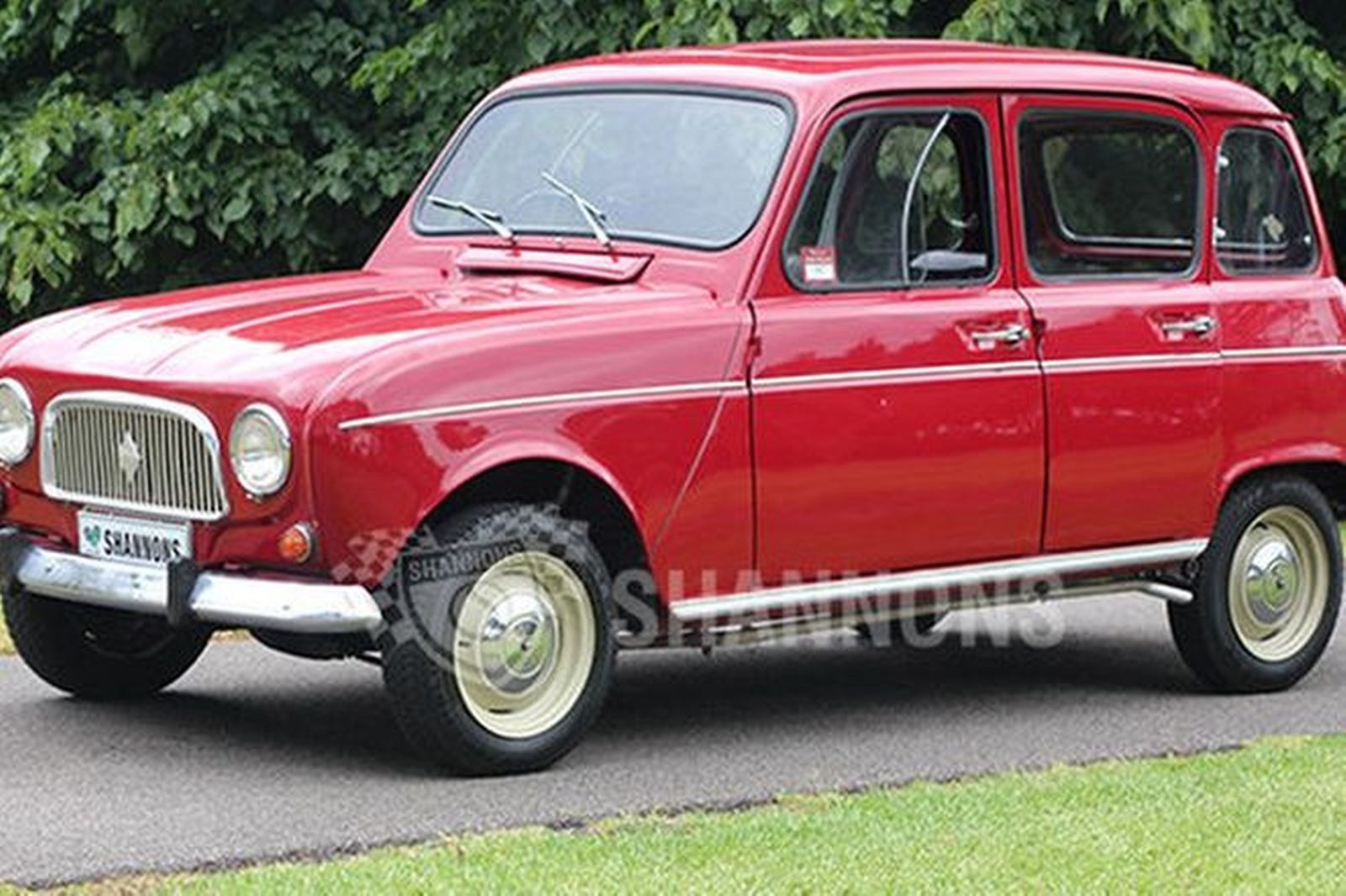 Sold Renault 4 Wagon Auctions Lot 5 Shannons