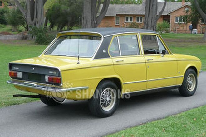 Triumph Dolomite Sprint Sedan