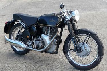 Velocette Venom Clubman 500cc Motorcycle