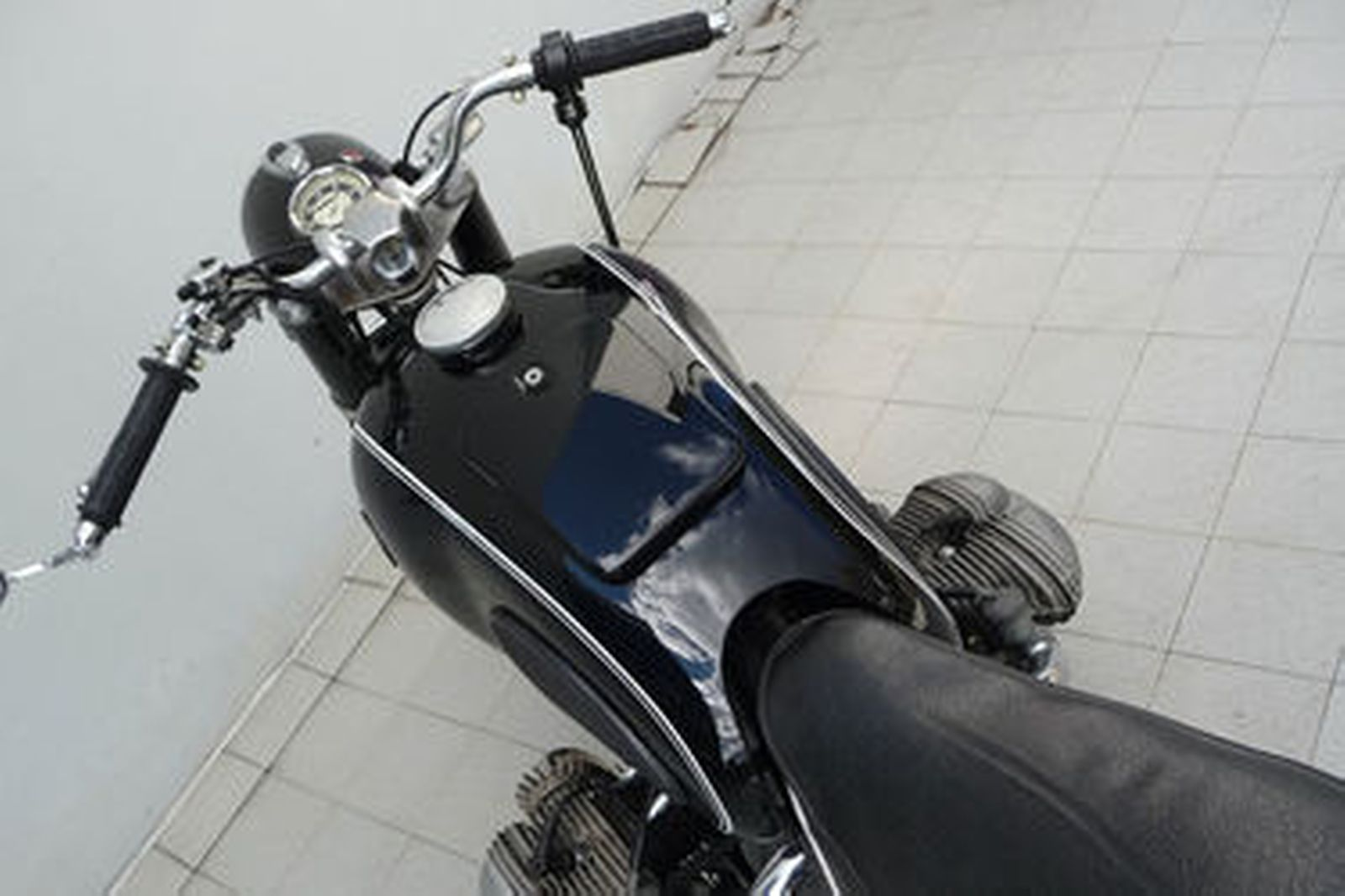 BMW R69US Motorcycle