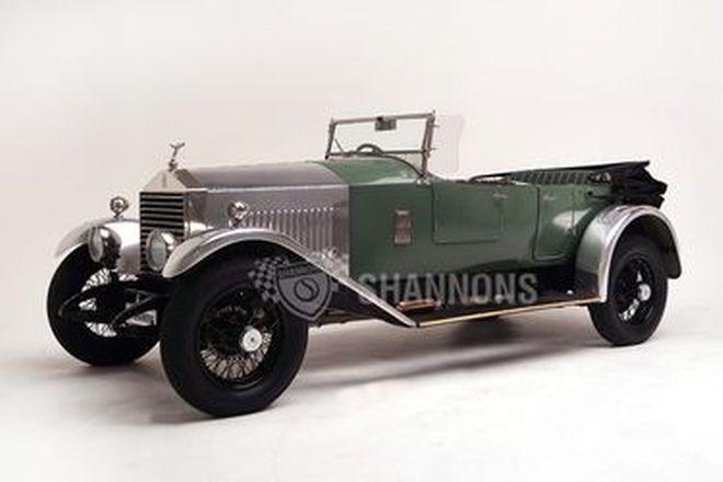 Rolls-Royce 20 HP Open Tourer