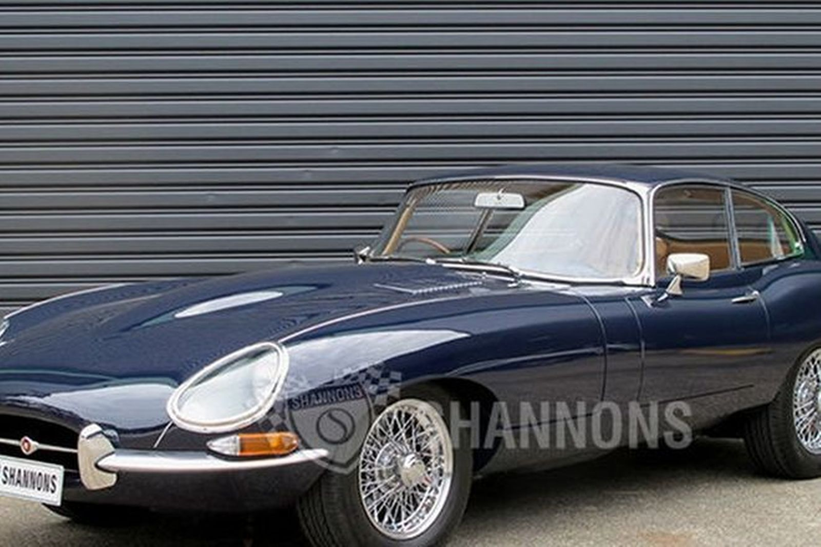 sold jaguar e type 4 2 series 1 coupe auctions lot 26 shannons. Black Bedroom Furniture Sets. Home Design Ideas