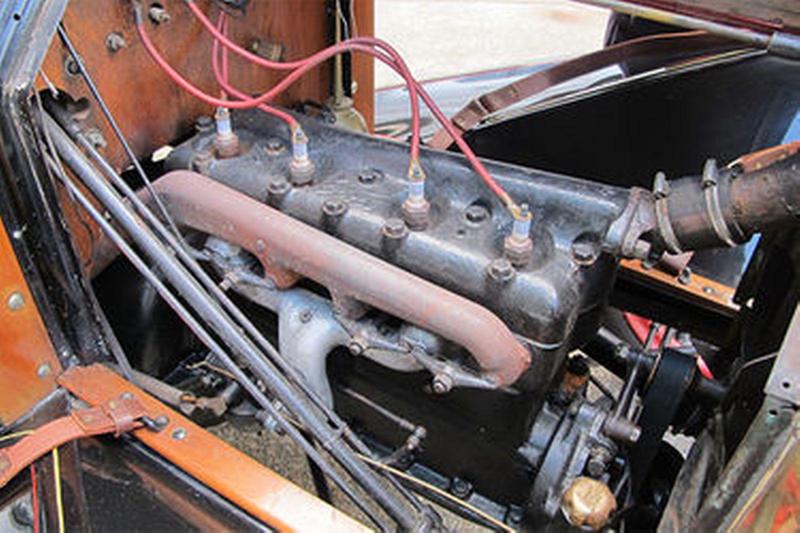 Ford Model-T Torpedo Roadster