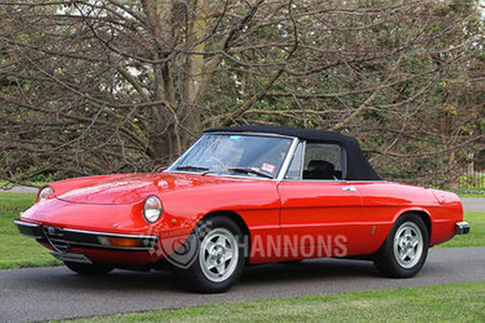 sold: alfa romeo 2000 spider auctions - lot 9 - shannons
