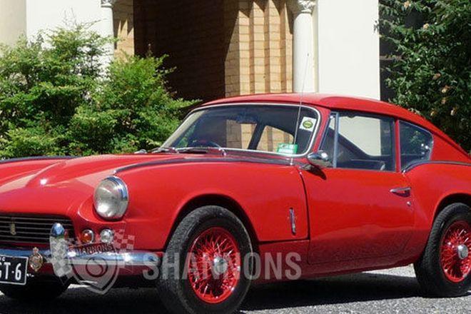 Triumph GT6 Mk1 Coupe