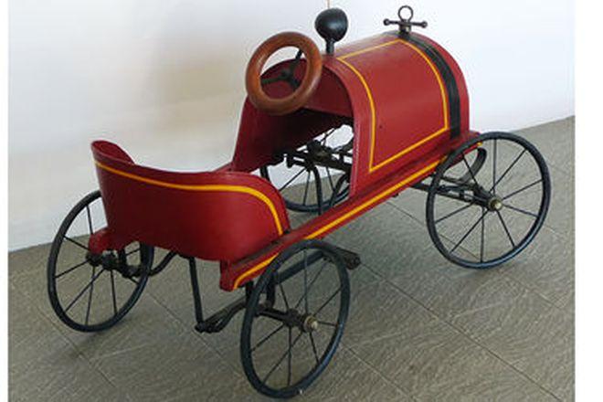 Pedal Car - c.1920's Lines Bros