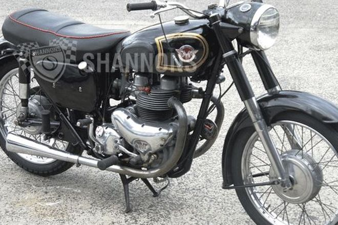 Matchless G11 600 Clubman Motorcycle