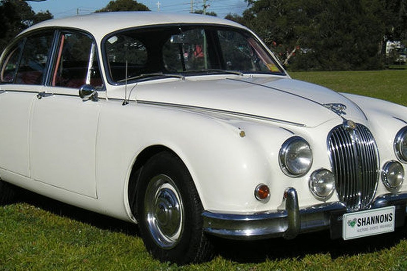 sold jaguar mkii 3 4 saloon auctions lot 3 shannons. Black Bedroom Furniture Sets. Home Design Ideas