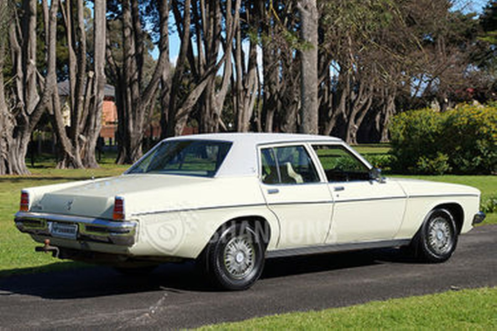 Sold Holden Hx Statesman Deville Sedan Auctions Lot 1