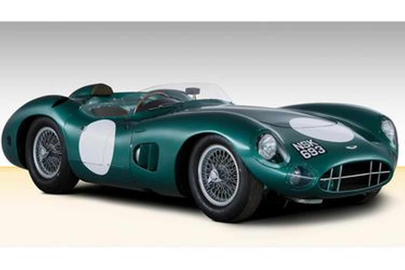 Aston Martin  VINYL POSTER Size 6meter x 3.2 meter