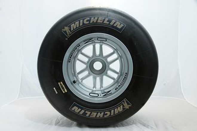 Formula F1 Tyre & Wheel - Ex-Display Tyre