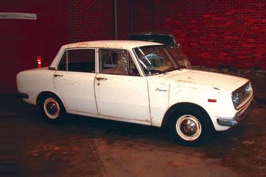Toyota Corona RT40 Sedan