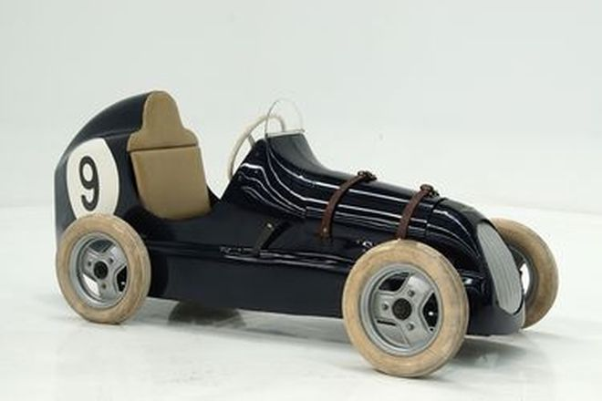 Pedal Car - Austin Pathfinder #9 (1.9m long) - From the 'Ian Cummins Collection'