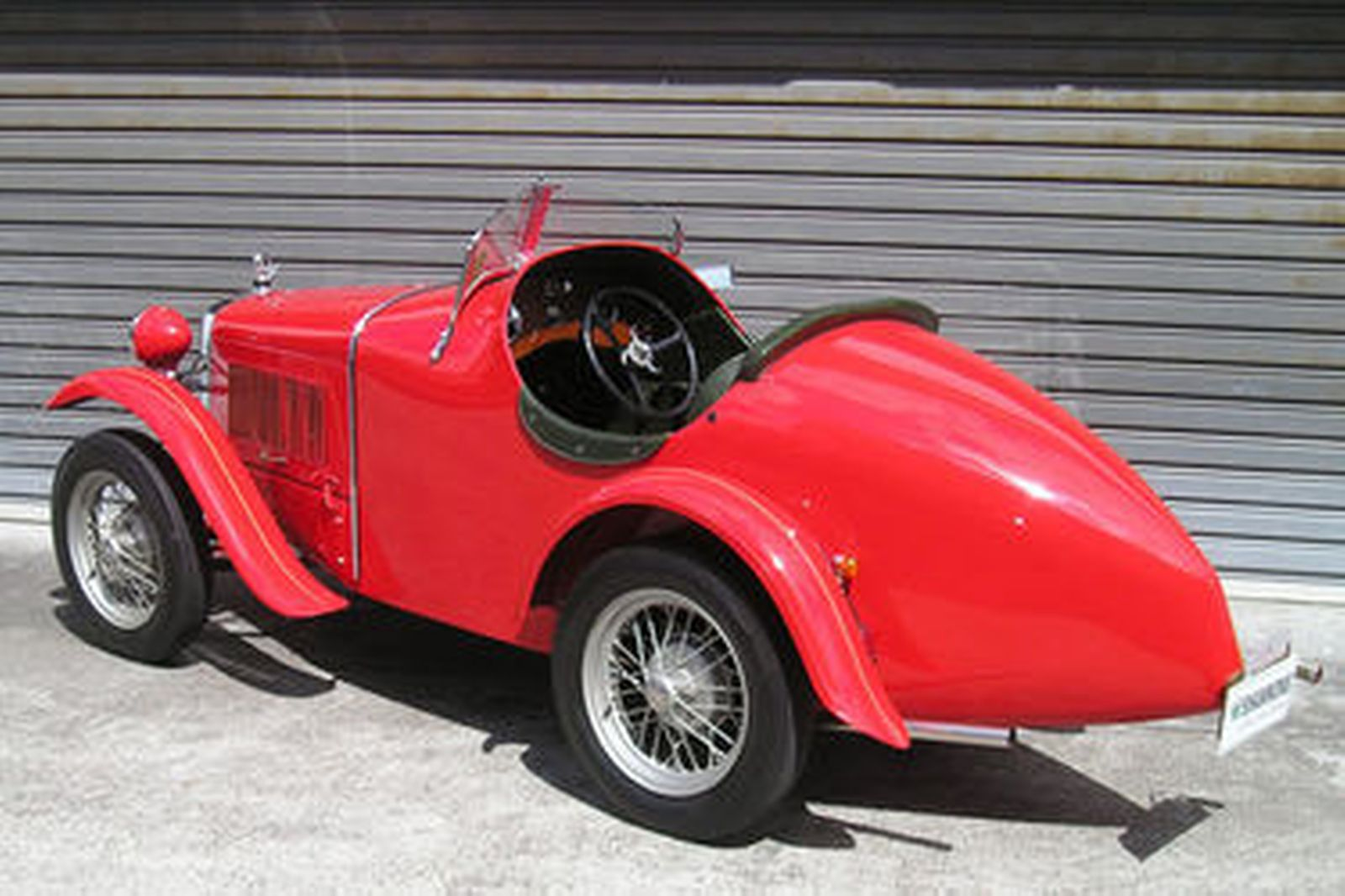 Sold: Austin Seven Wasp Sports Auctions - Lot 2 - Shannons
