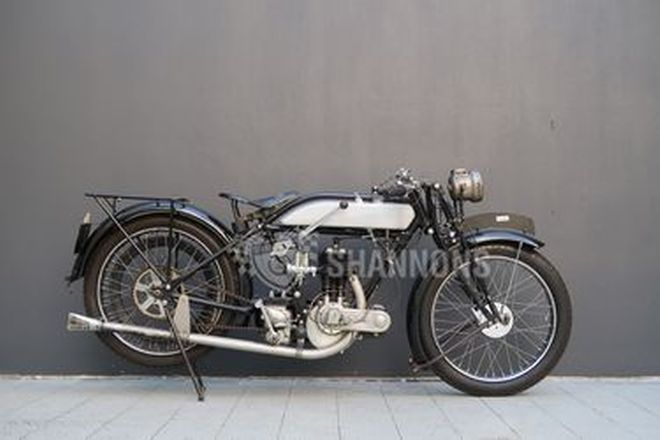Triumph Model P 500cc Motorcycle