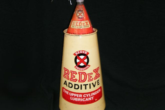 Redex Bottle & Stand
