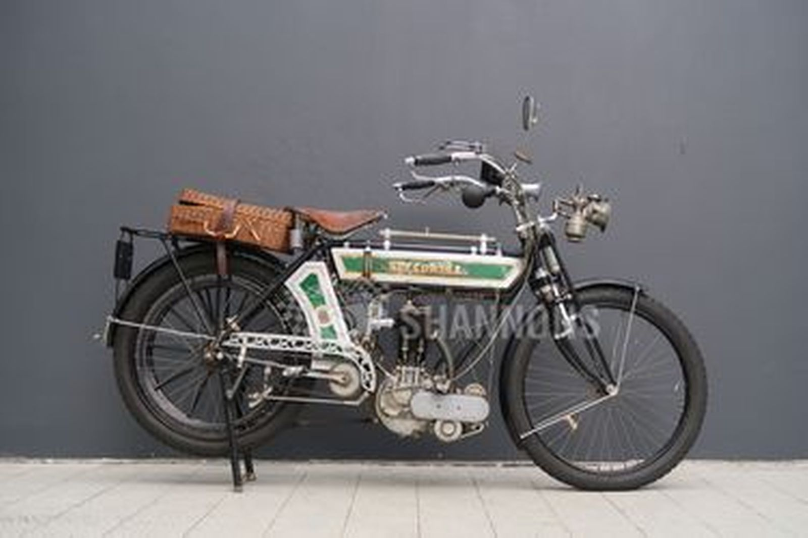 Speedwell Motorcycle
