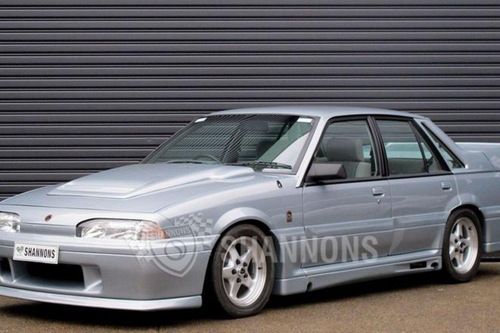Sold: Holden VL Commodore Group A SS Walkinshaw Sedan