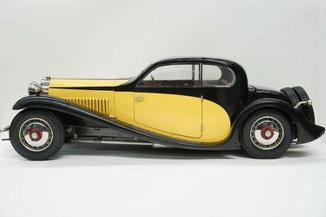 Model Car - Pocher Bugatti Type 57 (65cm long) - From the 'Ian Cummins Collection'