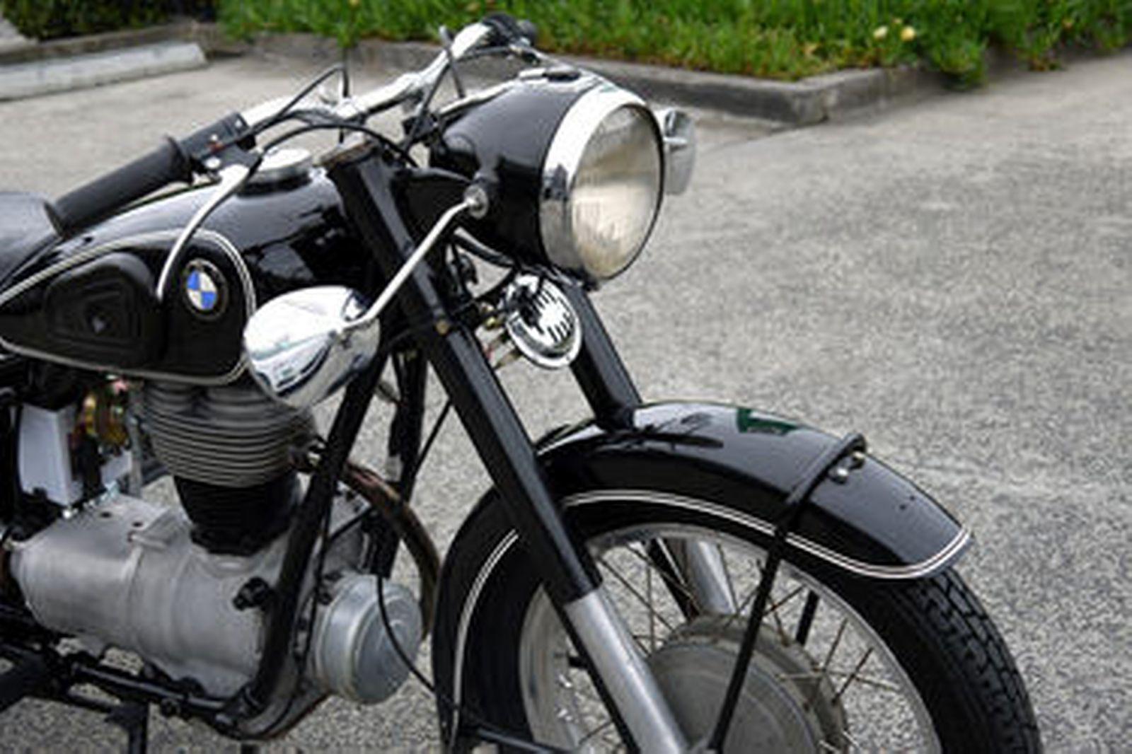 BMW R25/3 250cc Motorcycle