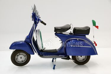 Vespa 150 Super Scooter