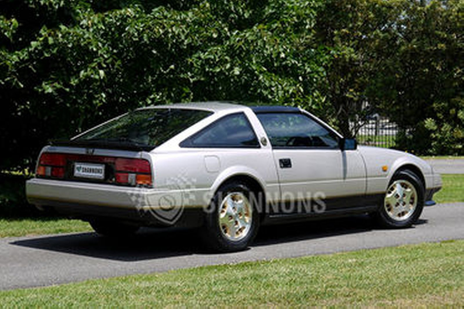 Sold Nissan 300zx Targa Coupe Auctions Lot 9 Shannons