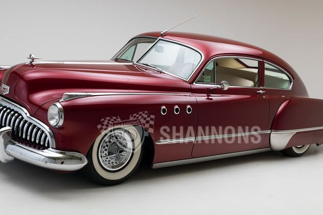 Buick Super 2-Door Sedanette (LHD)