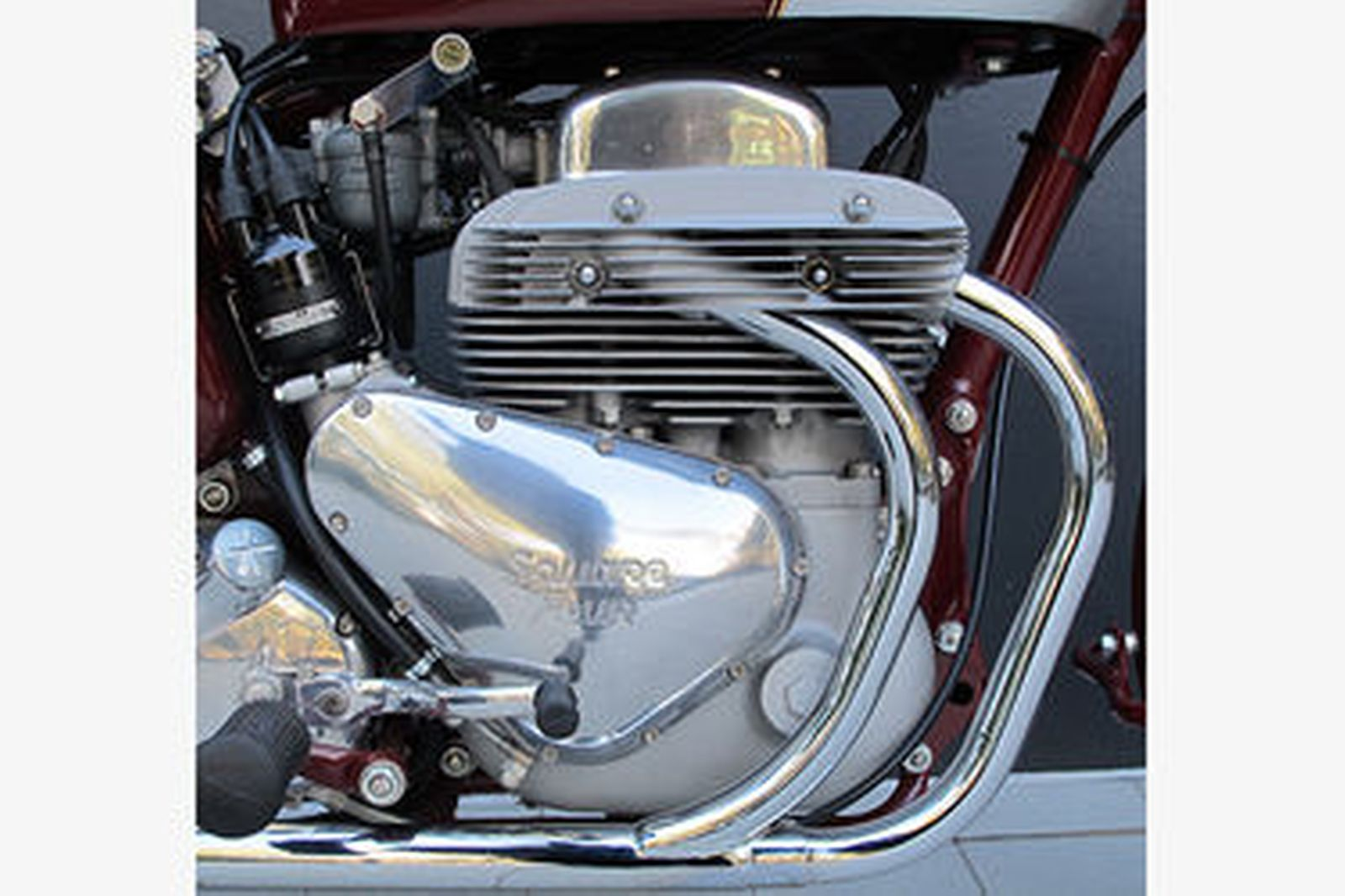 Online Car Auction >> Ariel Square Four Mk II 1000cc Motorcycle Auctions - Lot Z - Shannons
