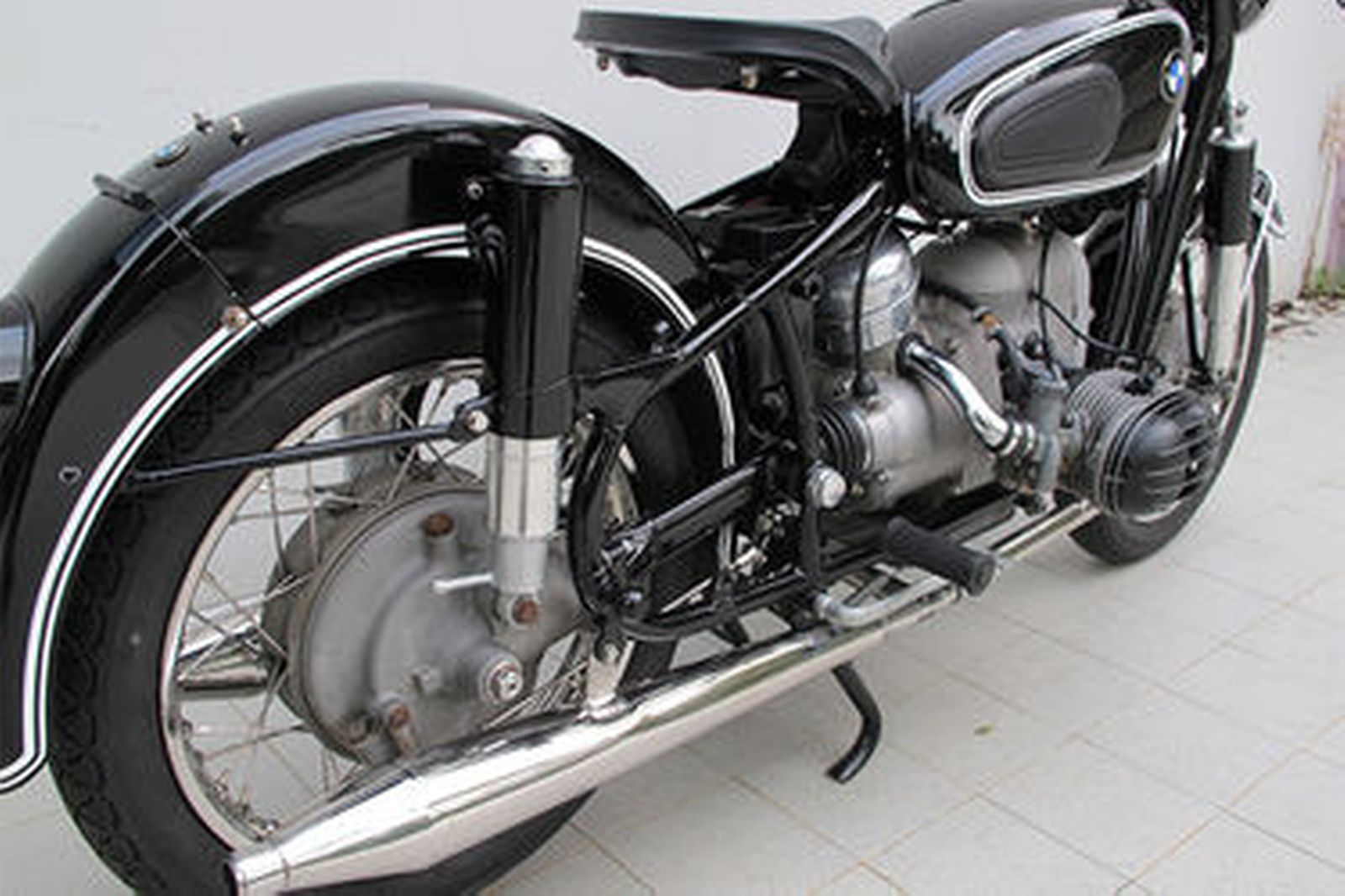 BMW R50 Motorcycle