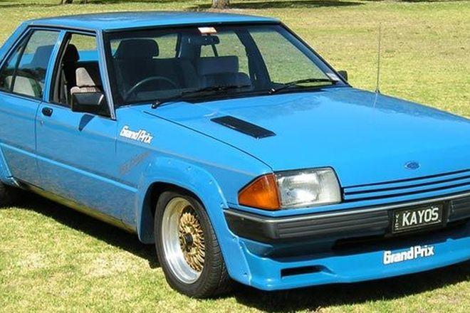 Ford XE 'Dick Johnson' Grand Prix Turbo