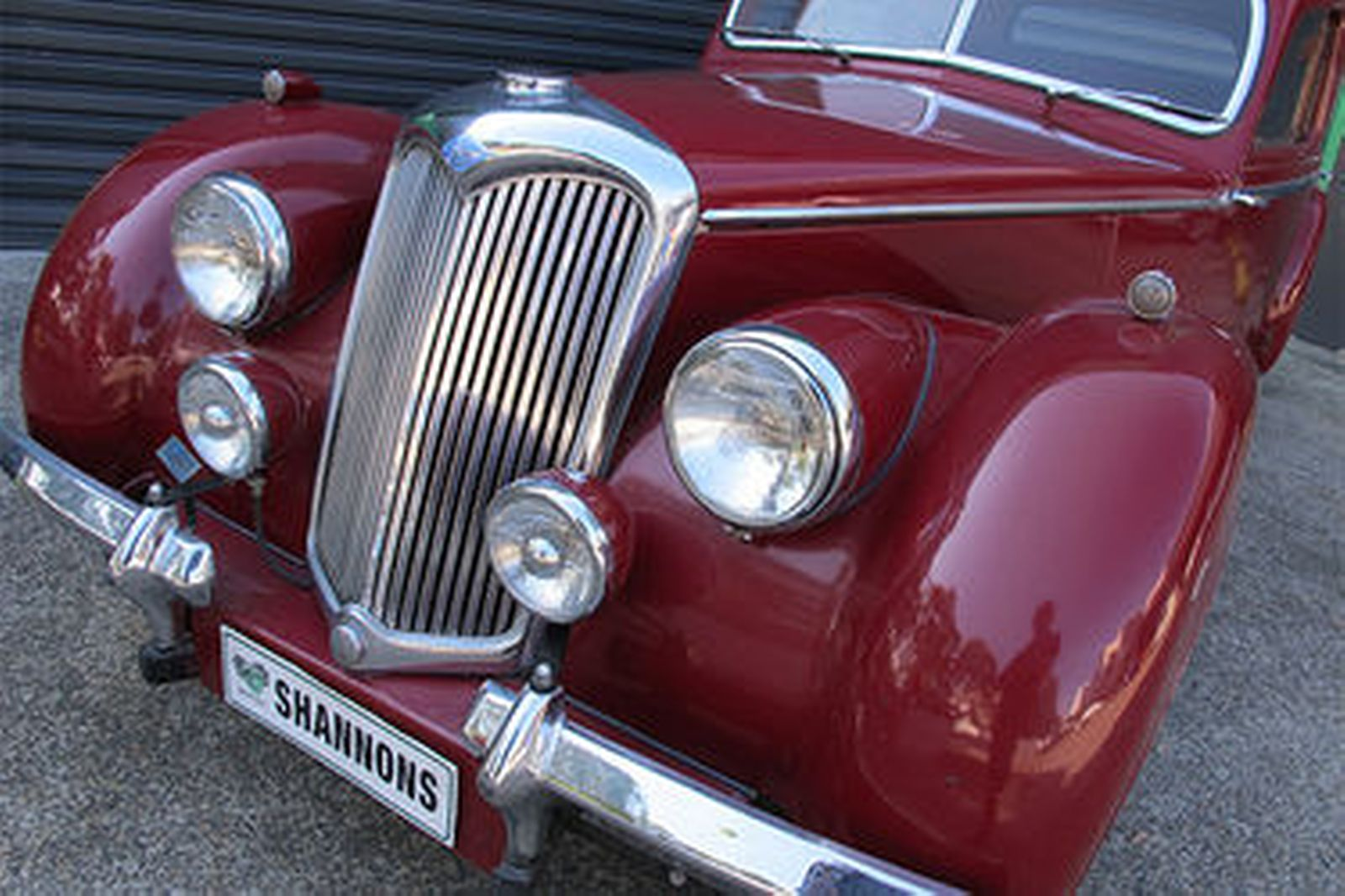 Riley 2.5 Litre RMB Saloon