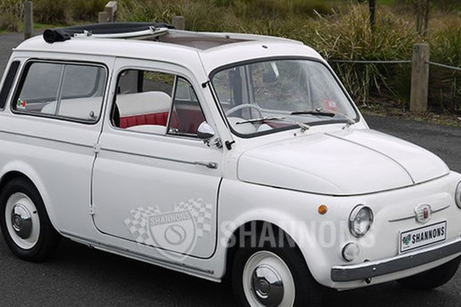 Sold Fiat 500 Garidiniera Wagon Auctions Lot 10 Shannons