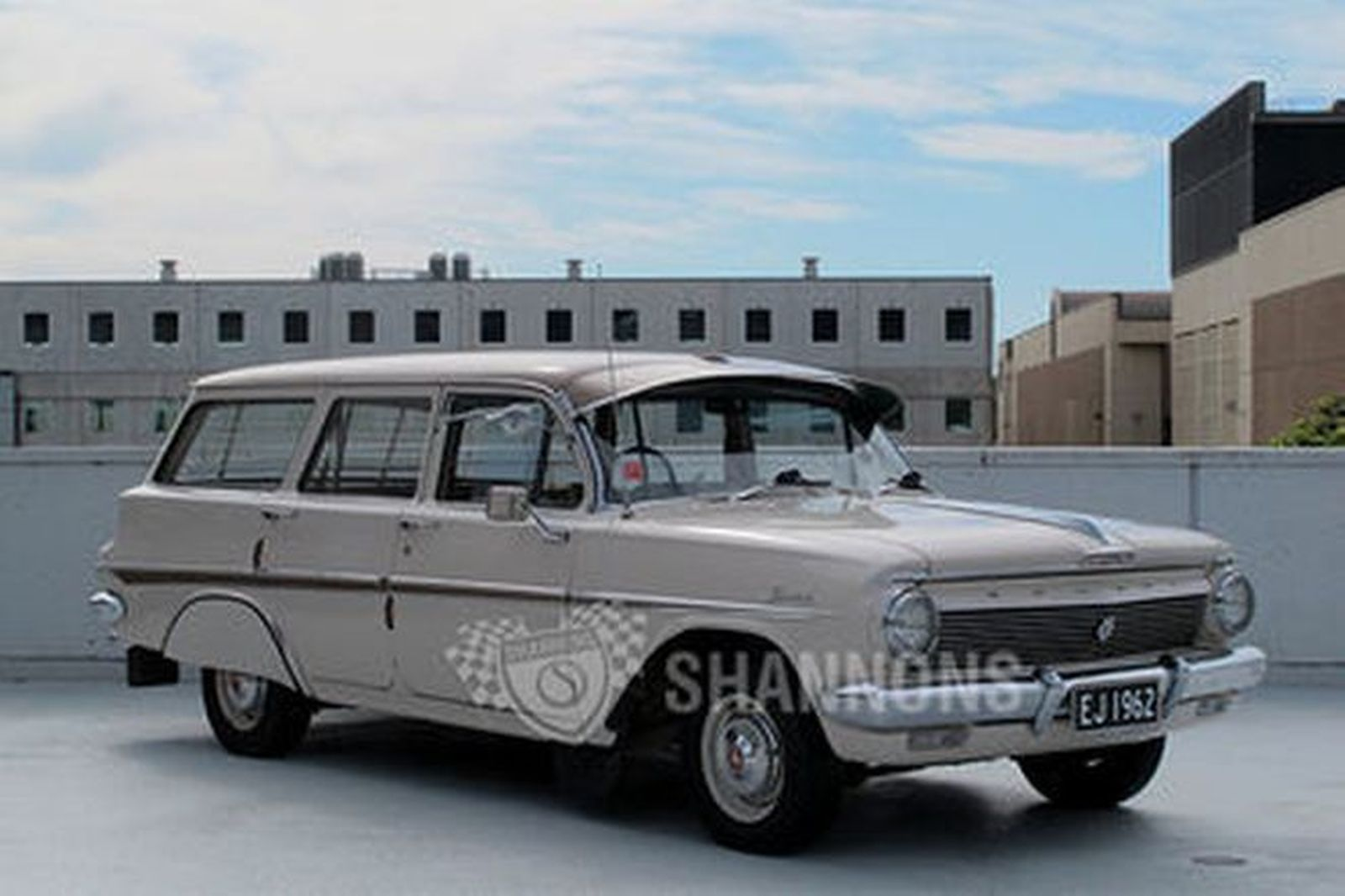 Holden EJ Station Wagon