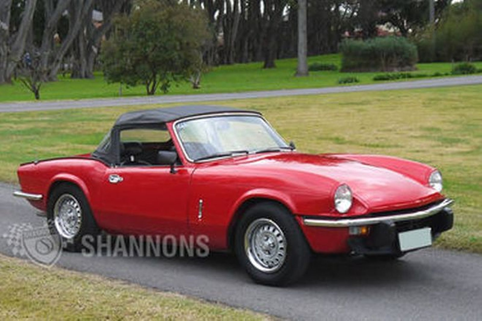 image gallery triumph spitfire 1500. Black Bedroom Furniture Sets. Home Design Ideas