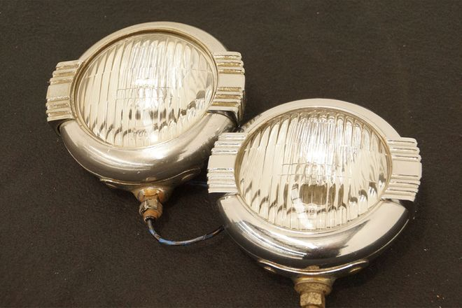 Pair Of 2 Yankee Spot Lights