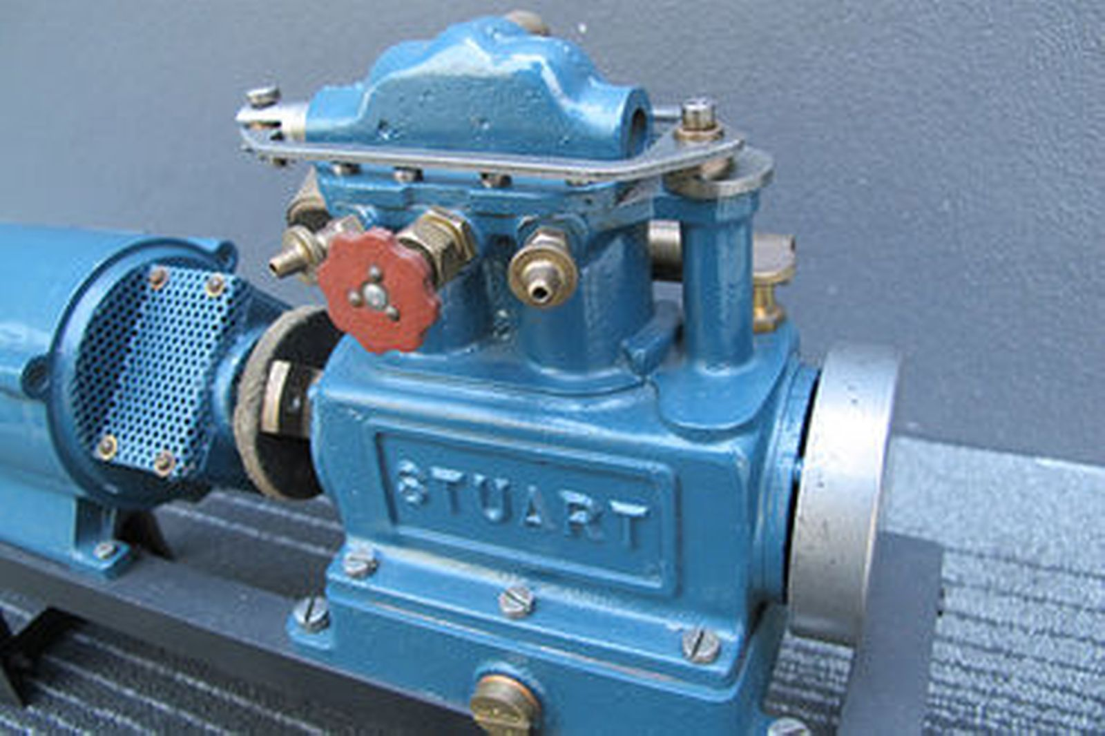 Online Car Auctions >> Sold: Stuart Sirius Model Steam Engine & Generator (37cm ...