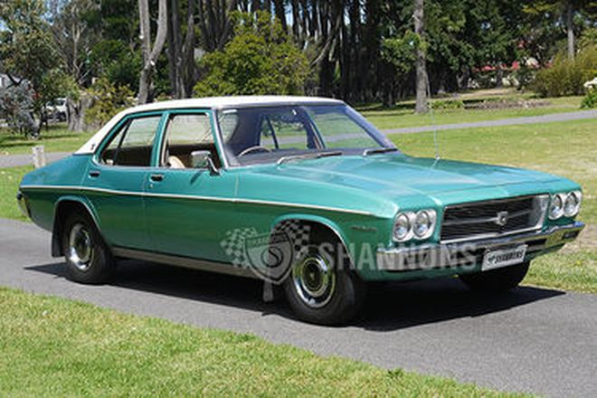 Holden HQ Premier Sedan