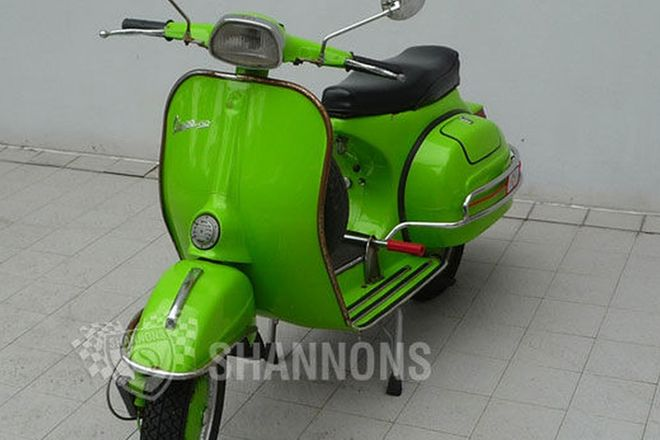 Vespa 150cc Sprint Scooter