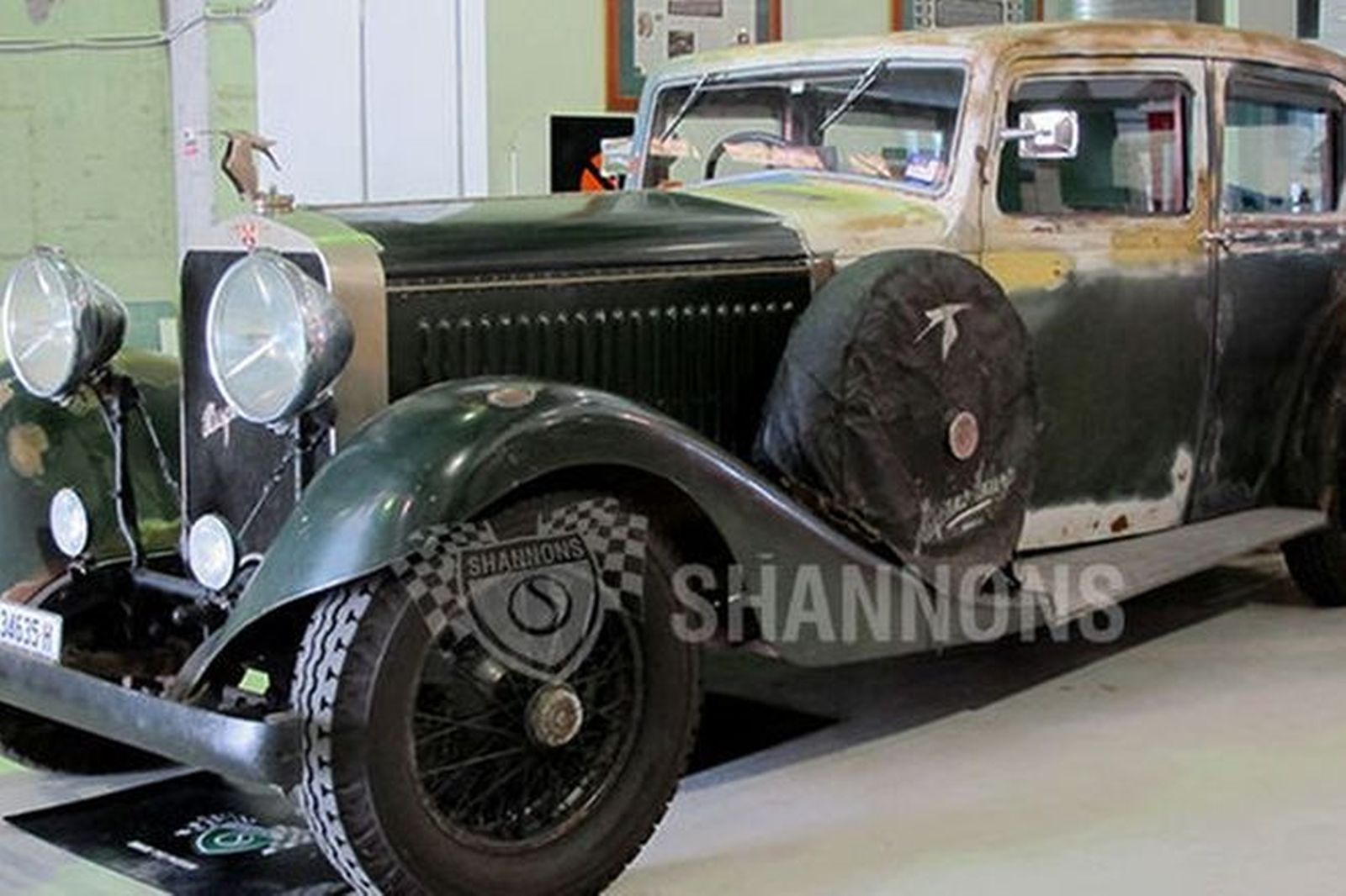 Sold Hispano Suiza H6b Quot Martin Amp King Quot Saloon Auctions